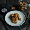 Hindbærtærte med lakrids og brændt marengs