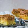 Drømmekage - luksus drømmekage med æble og marcipan
