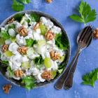 Waldorfsalat - klassisk og lækker waldorf salat
