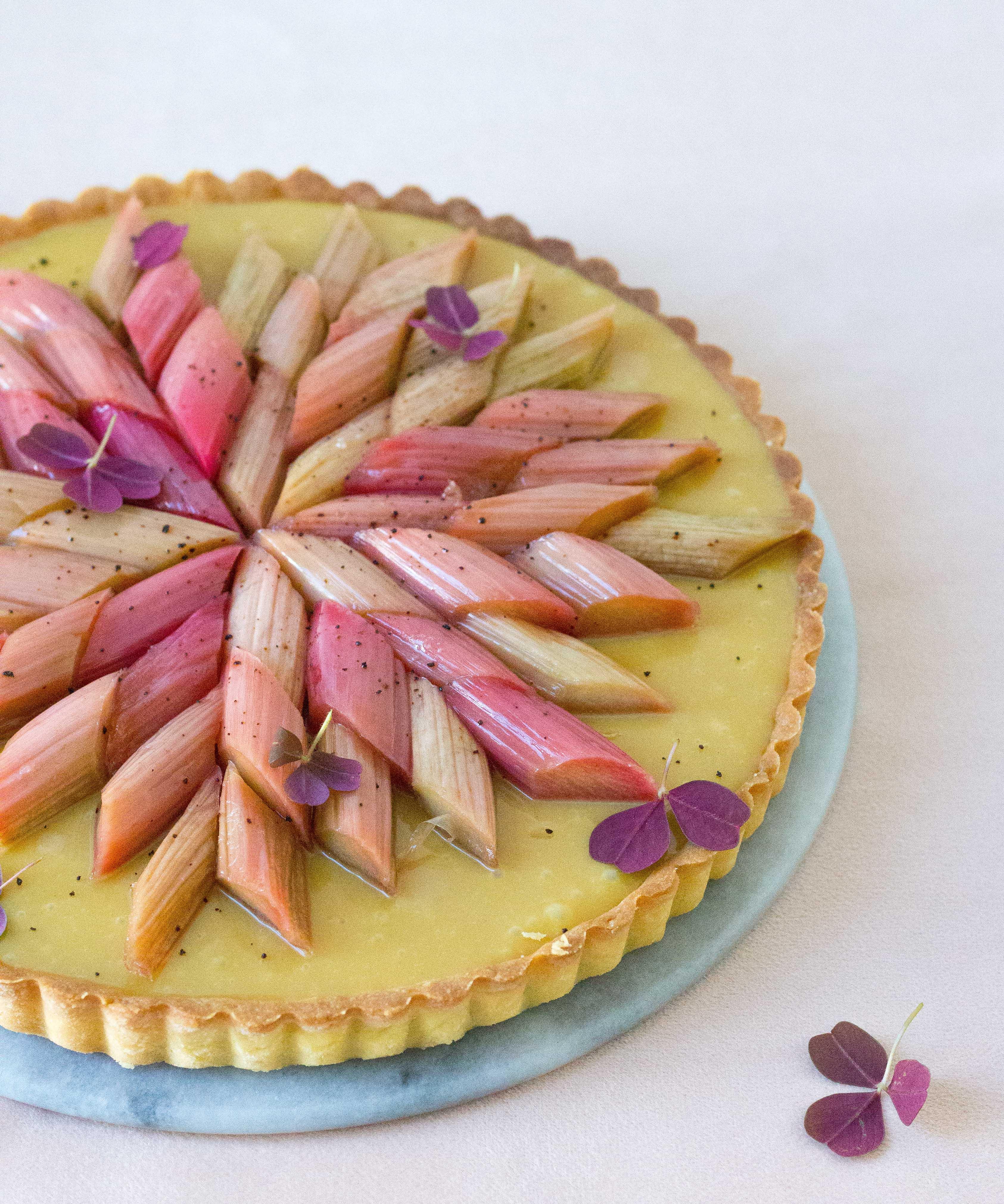 frangipane tærte