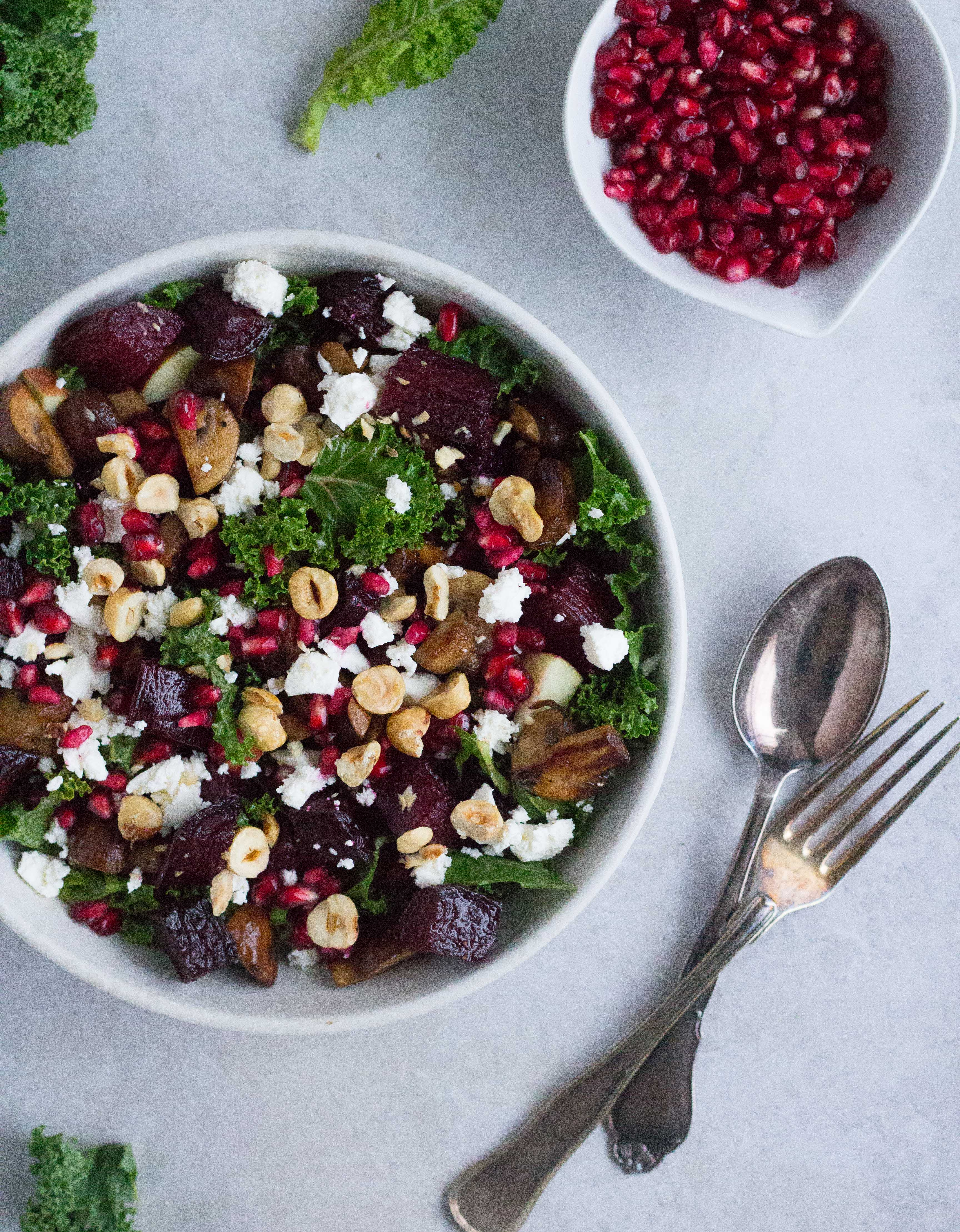 rødbede salat