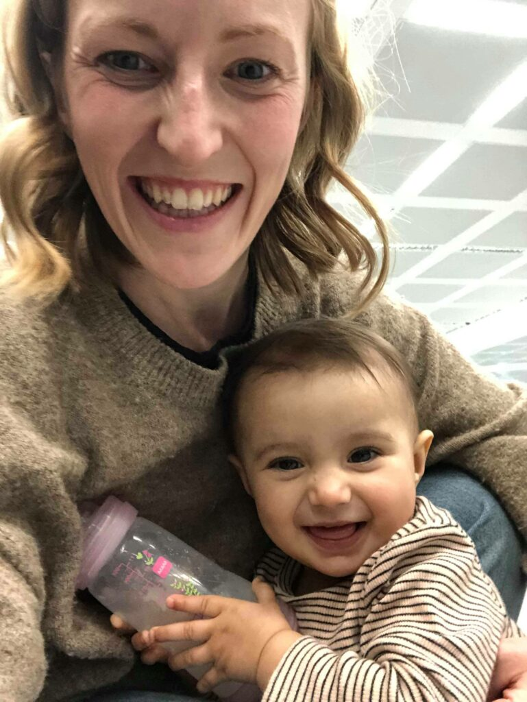 tips til at rejse med en baby
